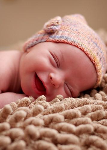 Cute muffin baby