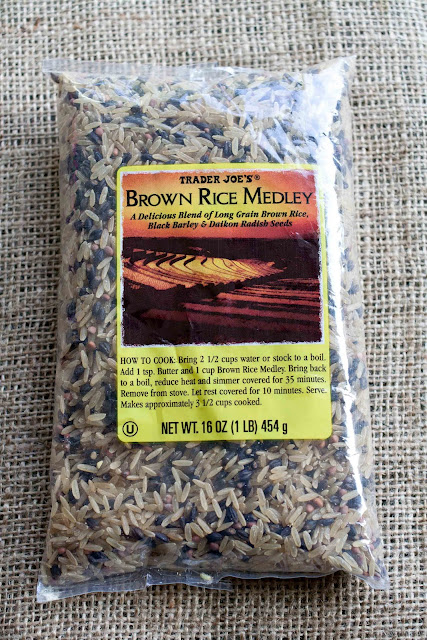 Tjs brown rice